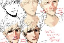 Drawing tutorials & References
