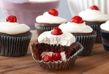 Cupcakes / Black Forest