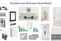 Interior Design Mood Boards