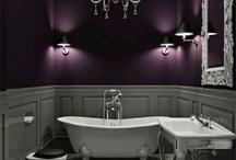 Cuartos de Baño Elegantes / Cuartos de baño con personalidad que, sin dejar de ser funcionales, tienen un encanto especial.
