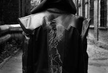 Jackets, outwear, men's wear / Violent Mist's designs for men.
