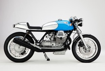 Moto Guzzi / by Iron & Air
