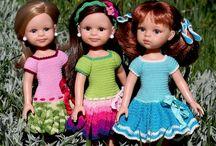 háčkování na panenky