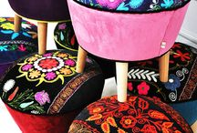acolchonaditos y coloridos!