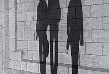 people shadow