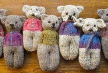 jucarii tricotate