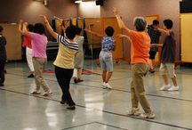 Keeping Active as We Age