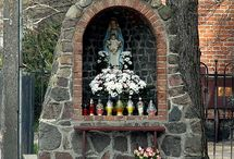 Our Lady (Guadalupe) Shrine / by Latisha Guthrie