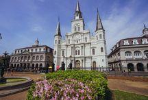 Famous New Orleans/Popular Sites