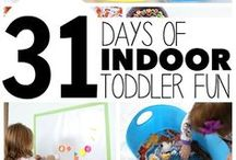 Projects to try with toddlers