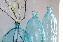 Pretty vases / Ideas for flowers