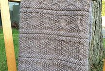 Craft items / Blanket
