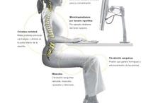 Ergonomía de los espacios de trabajo (oficina) / Inspirado en la NTP 242: Ergonomía: análisis ergonómico de los espacios de trabajo en oficinas