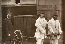 Old photos medicine, pharmacy, hygiene