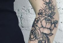 tattoo flower