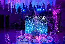 Ideas para decoración de salón de fiestas