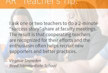Teacher Tips / We've asked teachers across the country to share their best practices and bring them to you as #TeacherTips. Whether you need ideas for how to improve implementation of Renaissance products, or how to forge better relationships with parents, your fellow teachers have the answers! Have your own tips to share? You can send them our way: EmpoweredEducators@renaissance.com