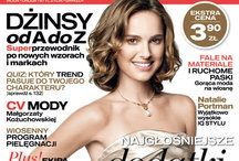 InStyle Covers 2008