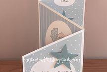 Babykarten / Inspirationen für die Gestaltung von Babykarten