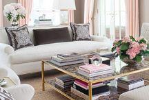 Living Rooms and Spaces / Living Rooms and Spaces   Interior Design / by harlow monroe boutique