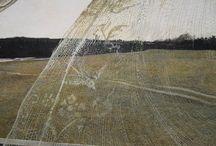 Andrew Wyeth my love