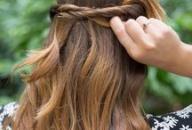 Hair Do! / How to make your hair looks good in a simple yet chic way :)