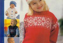 детские изделия / модели и узоры для детских изделий