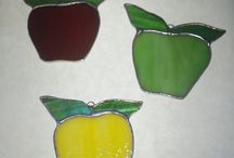 Stained glass ideas / by Barb Smith