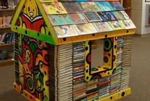 Ideer med gamle bøger
