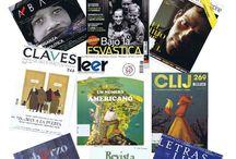 REVISTAS EN LA BIBLIOTECA / Novedades y últimos números de las revistas ingresadas en la biblioteca