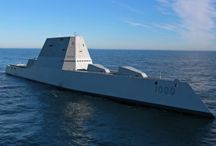 The US Navy's Largest Destroyer Ever Heads Out To Sea