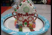 gingerbread / by Susan Kelley