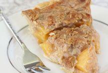 Pies & Tarts / by Crystal Yates
