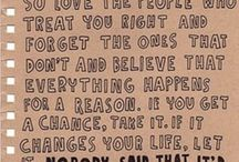 Motivation and Words to live by!! / by Molly Thomas