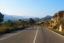 Cycling Andalucía Spain