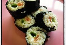 Sushi / by Jilly Pop Sparkle