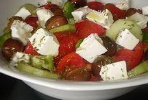 Greek Foods
