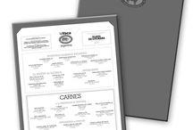 Novedades en nuestro Restaurante / Nuevas incorporaciones a nuestra carta, nuevo diseño...