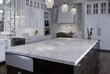 Marble Countertops / by Hoffman Kitchen and Bath