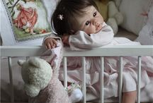 Baby dolls / Dolls that look like real baby's...its amazing.