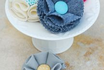 Buttons and Bows / Lovely things to make with little bits and bobs.