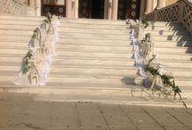 Στολισμός Γαμου / Ο πιο παραμυθένιος γάμος μπορεί να να γίνει πραγματικότητα. Υφάσματα,κορδέλες,λουλούδια και χρώματα για να κάνουμε αυτό που έχετε φανταστεί ακόμα ομορφότερο!