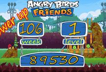 Angry Birds Friends all Week 106 power up / Angry Birds Friends Week 106 all levels All Levels 3 star strategy High Scores This is our no power and power up