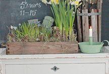    spring - farmhouse style   