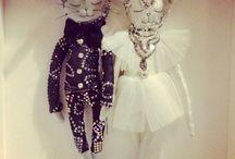 3D / Soft sculpture / Dolls - characters