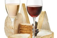 Pairing wines with cheese an chocolate / by Sabreeee Mac