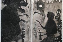 russian fairytale illustration