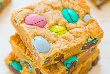 Easter recipes and decorations