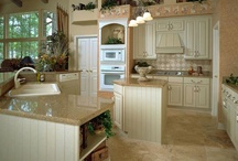 Kitchens by Four Seasons / All Four Seasons kitchens are custom-built to the homeowners' specifications, style and decor.