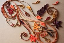Quilling / by Kristine Quanbeck